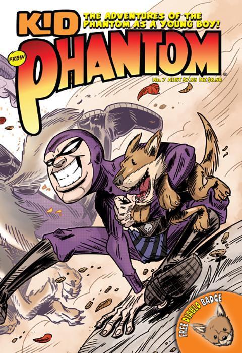 Kid Phantom #7