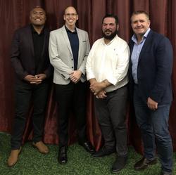 Men Of League Carl Webb Foundation Charity Lunch 2021