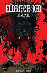 Bone War #2 Douglas Holgate