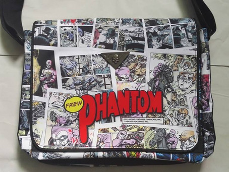 The Phantom Messenger bag now available!