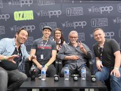Oz Comic Con Panel 2017