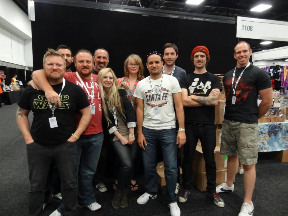 OCC Comic Guests 2014