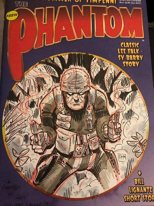 Phantom custom Sketch Cover!