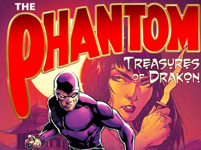 Kid Phantom in The Phantom Board Game, OUT NOW!