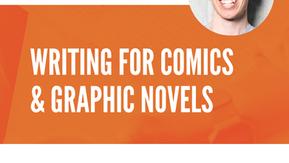 Paul Mason Comic Book Writing Seminar for Queensland Writers Centre