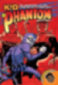 Kid Phantom #4