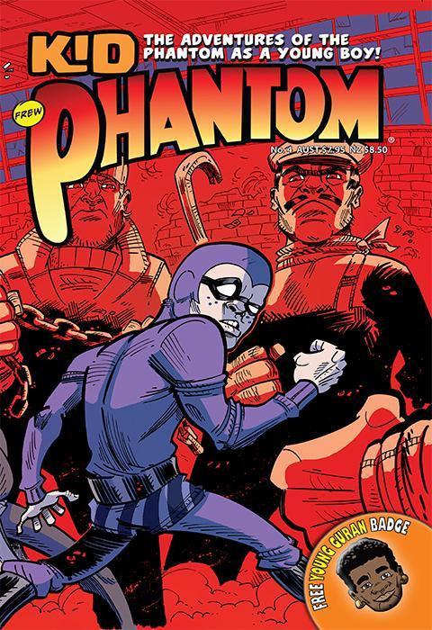 Kid Phantom #4