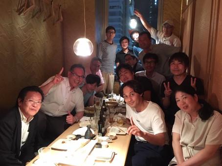 新人歓迎会(名古屋)