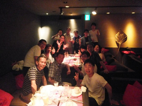 名古屋新人歓迎会