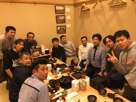 夜間チーム親睦会&新人歓迎会(東京)