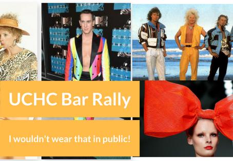 UCHC Bar Rally
