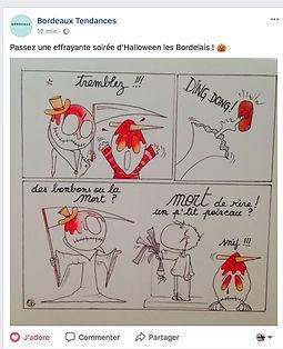 Sophie Bolloré, Bordeaux Tendances, SophieB dessin,