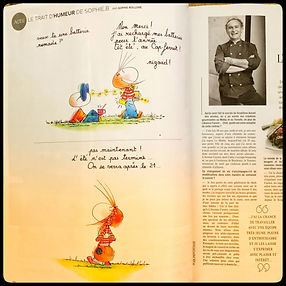 Bordeaux Madame, les dessins de SophieB. Le trait d'humeur de SophieB. Illustrations. Bordeaux, presse.