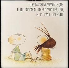 """Henriette de Bordeaux, l'essentiel ? L'homme de fer et Pascal Obispo... à écouter """"on n'est pas seul sur la terre""""."""