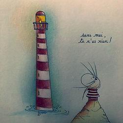 Le phare du Cap Ferret selon SophieB. Bordeaux.