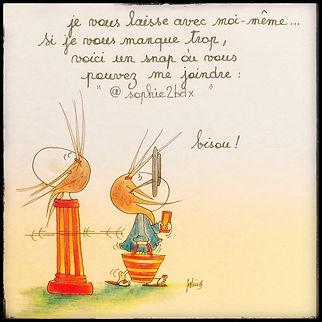 Henriette de Bordeaux by SophieB. Bordeaux. illustrations humoristiques.