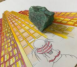 l'atelier, les dessins de SophieB, Bordeaux