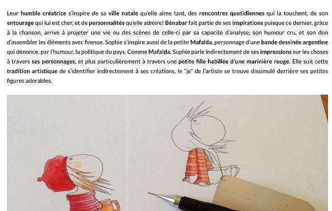 Sophie Bolloré, Bordeaux Tendances, site web, articles, portrait, média, Bordeaux,
