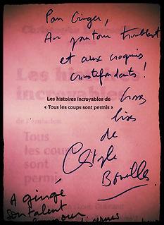 Sophie Bolloré, les dessins de SophieB. Bordeaux.