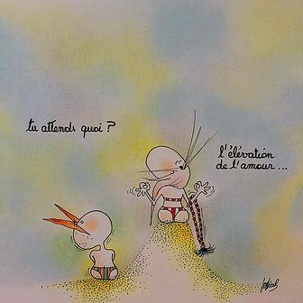 Bordeaux, les dessins de SophieB. Sophie Bolloré illustratrice.