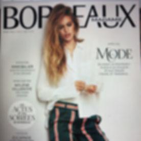 le trait d'humeur de SophieB, Sophie Bollore, Bordeaux Madame.
