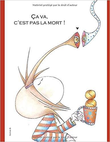"""Henriette de Bordeaux, """"ça va c'est pas la mort !"""" Spirituellement connectée ! Nouveau livre."""