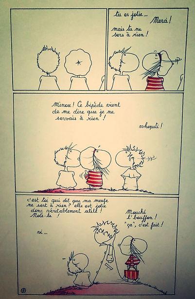 le petit prince par SophieB, les dessins. Bordeaux