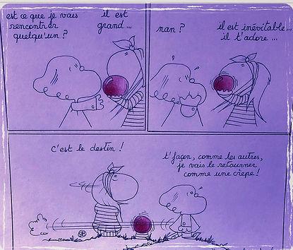 Les dessins de SophieB, best of. Humour, Bordeaux.