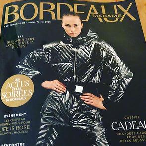 Henriette de Bordeaux, le trait d'humeur de SophieB. Bordeaux Madame, le mag !