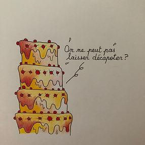 L'anniversaire ! Henriette de Bordeaux
