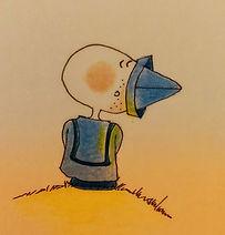 """""""FIU"""" by SophieB, HENRIETTE DE BORDEAUX. Illustations humoristiques."""