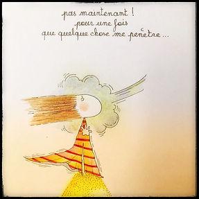 Henriette de Bordeaux et le vent. Bordeaux, illustrations