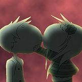 Les dessins de SophieB, le kiss