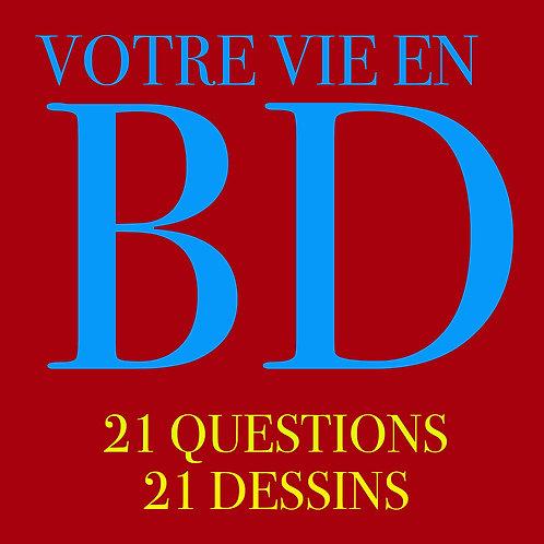 BD LIFE | 21 Dessins