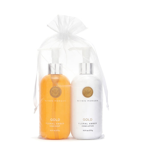 Gold Hand Lotion & Soap