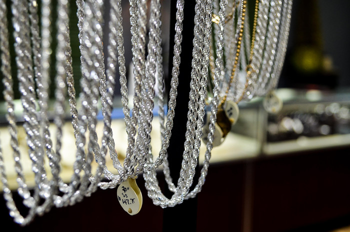 Buy Silver at Cook's Jewelry
