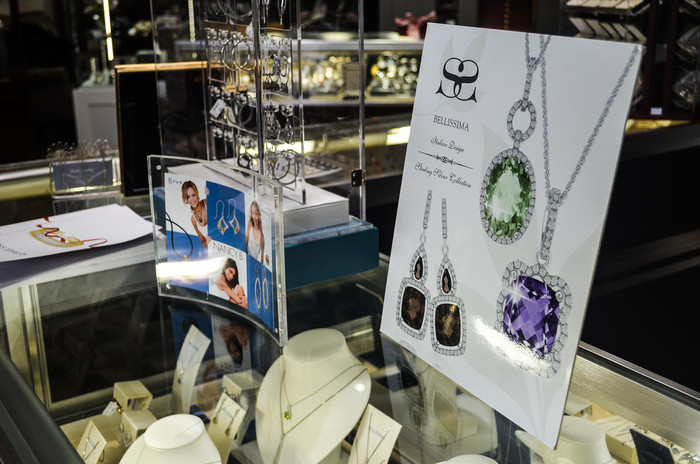 Bellisima at Cook's Jewelry