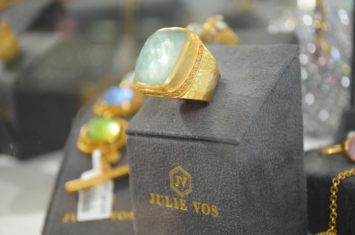 Julie Vos Ring at Cook's Jewelry