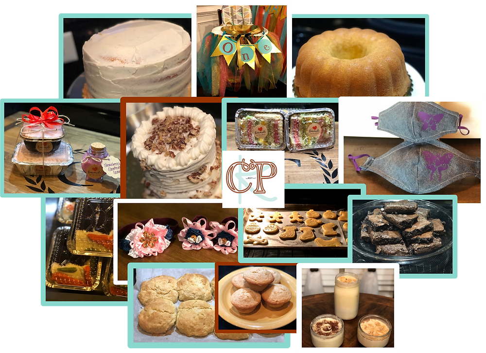 cakes, sweets, handmade, accessories, apparel