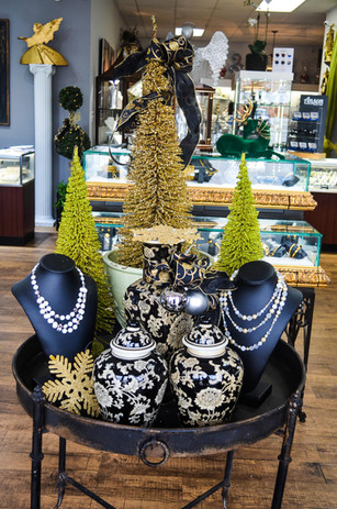 Ready for Gift Shopping at Cook's Jewelry