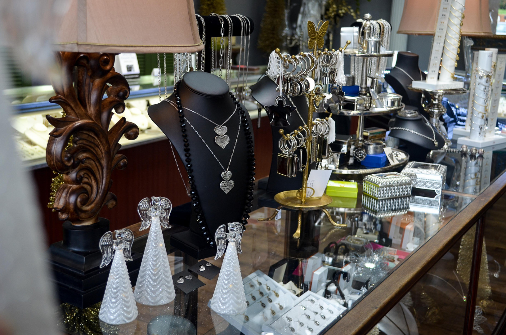 Ready for Holidays at Cook's Jewelry