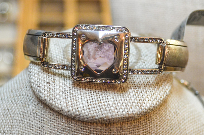 Silver Craftsmanship at Cook's Jewelry