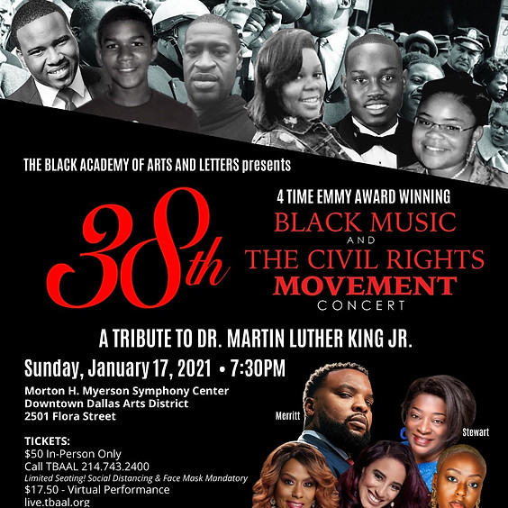 The Civil Rights Movement Concert