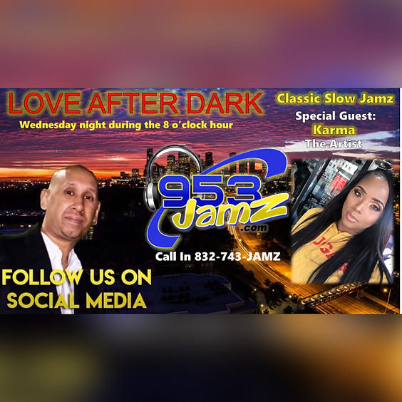 Radio Interview w/Love After Dark on 953 Jamz