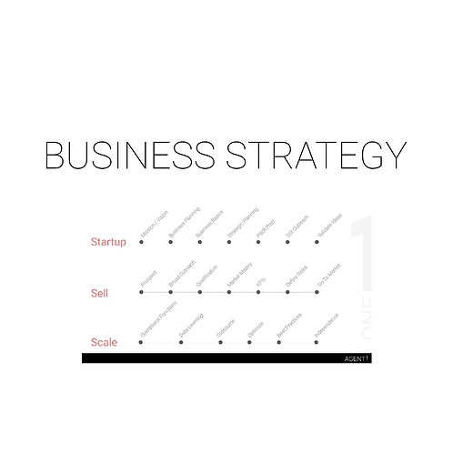 Business Strategy Sprint (Startup / Sell / Scale)