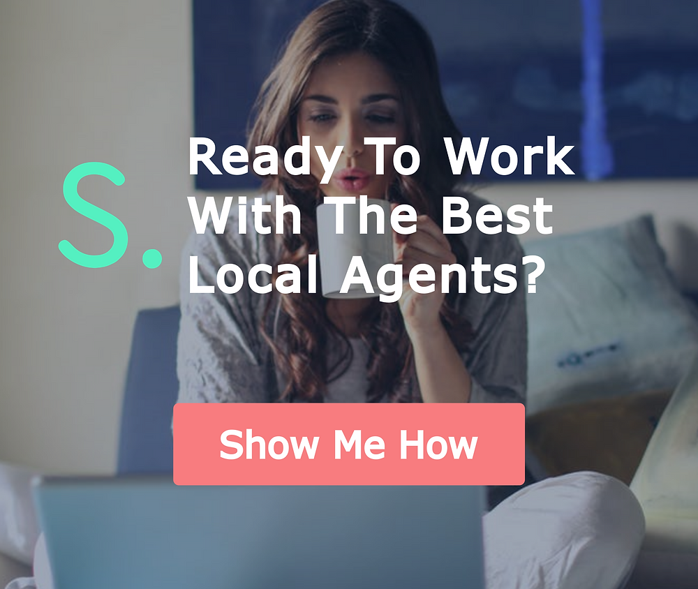 Find the best local real estate agents