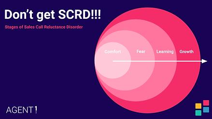 Don't get SCRD!