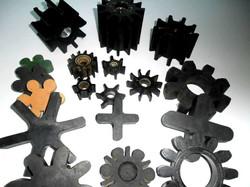 rotores y manchones