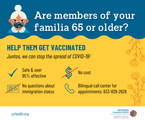 Help Your Family Get Vaccinated