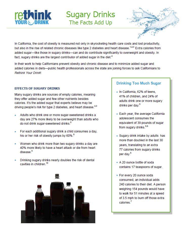 Media fact sheet